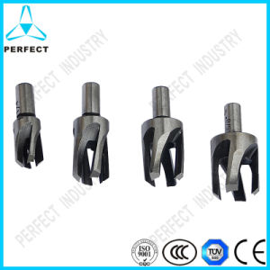 Round Shank Claw Type Wood Plug Cutter Sets pictures & photos