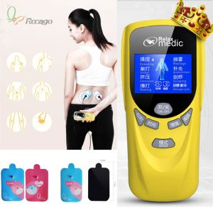 Electric Body Massager Tens Unit Treatment Handheld Massager pictures & photos