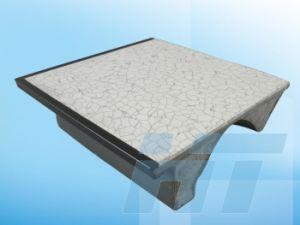 60X60cm Raised Floor System in PVC Finish (cementish) pictures & photos