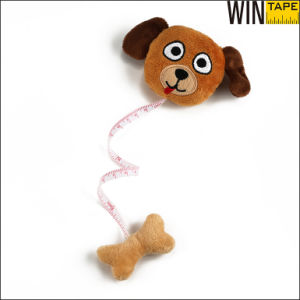 Innovative Animal Plush Promotional Children Height Tape Measure pictures & photos
