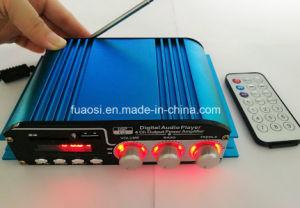 4CH Output Car Amplifier Digital Audio Player pictures & photos