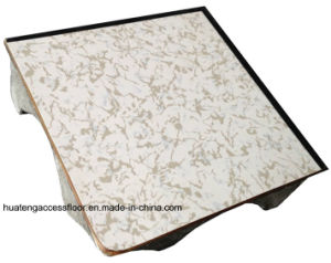 Antistatic HPL Access Floor with Printed Edge Trim (smart edge) pictures & photos