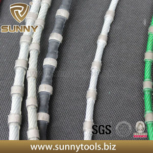 Sunny Diamond Wire Saw for Granite Quarry, Square, Profilingcutting (SY-DWS-455) pictures & photos
