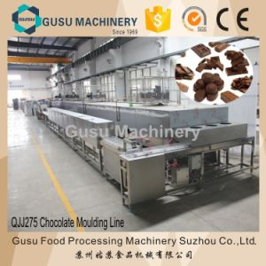 Ce Gusu Confectionery Chocolate Making Machine (QJJ275) pictures & photos