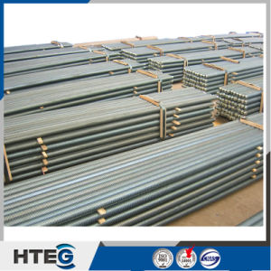 China Heat Exchanger Spiral Embedded Finned Tubes for Heater Parts pictures & photos