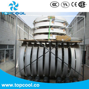 """Excellent Quality Axial Flow Ventilator 50"""" Panel Fan for Diary pictures & photos"""