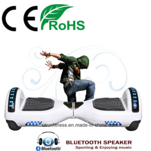 6.5inch Two Wheels Electric Scooter with Bluetooth pictures & photos