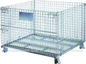 Storage Cage, Supermarket Storage Cage, Metal Cage, Metal Wire Cage pictures & photos