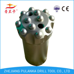 T45 T38 76mm Thread Rock Spherical Drill Bits pictures & photos
