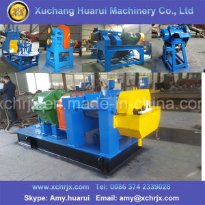 Waste Tire Recycling Rubber Powder Machine/Tyre Crusher Machine pictures & photos