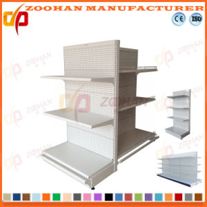 More Colors Customized Supermarket Convenience Store Shelving (Zhs482) pictures & photos