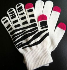 Fashion Knitted Touch Screen Magic Warm Gloves