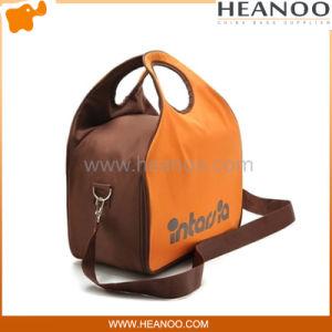 High Quality Stylish Neoprene Freezer Handbags Tote Shoulder Cooler Bag pictures & photos