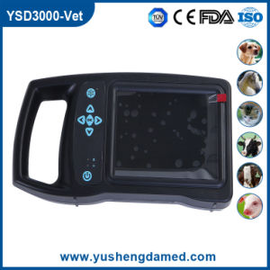 Ysd3000-Vet High Quality Palmtop Veterinary Ultrasound Scanner pictures & photos