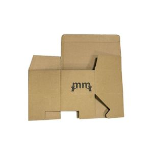 Logo Flexo Printing Corrugated Shipping and Packing Box pictures & photos
