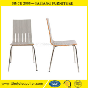 Fast Food Chair Stainless Steel Chair pictures & photos