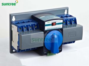 Sq3 Generator Automatic Transfer Switch ATS Electric Manual Transfer Switch pictures & photos
