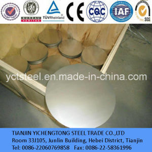 Hot Rolled No. 1 Stainless Steel Circle with Low Copper pictures & photos