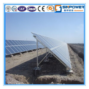 Quality Aluminium Solar Panel Frame for Photovoltaic Solar Mounting