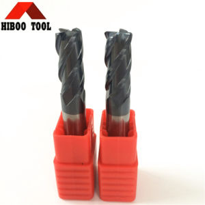 Four Flutes Carbide Toroidal End Mills for Mould Steel pictures & photos