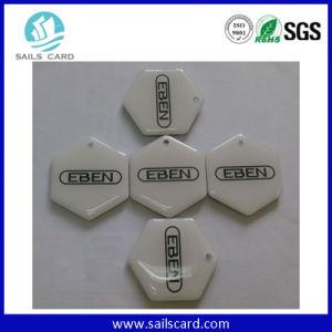 125kHz Atmel T5577 RFID Keytag pictures & photos