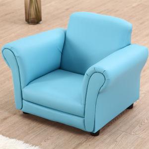 Blue Modern Cute Design Kindergarten Sofa Outlet/Children Furniture pictures & photos
