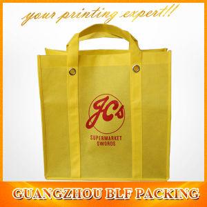 Custom Logo Printed Non Woven Shopping Bag (BLF-NW137) pictures & photos