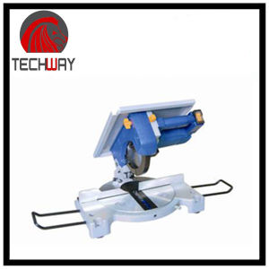 Electric Miter Saw with 4400r/Min No-Load Speed pictures & photos