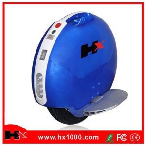 Self-Balancing Electric Unicycle Scooter with New Customized Night Riding Light