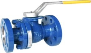 Class 300 Cast Steel Floating Flanged Ball Valve