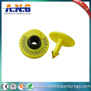 Radio Frequency Smart RFID Animal Tags Contactless for Identification / Tracking pictures & photos