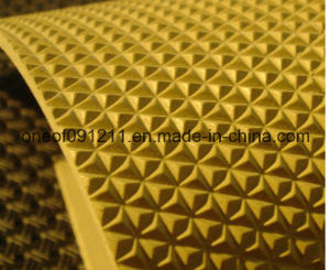 Rubber Sheet with Pattern for Shoe Outsole pictures & photos