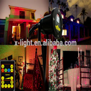 Outdoor Christmas Laser Lights/Elf Light/Christmas Lights Projector Outdoor Laser/ Outdoor Laser Light pictures & photos