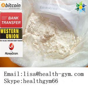 99% White Powder Oxymetholon Anadrol 434-07-1 for Bodybuilding pictures & photos