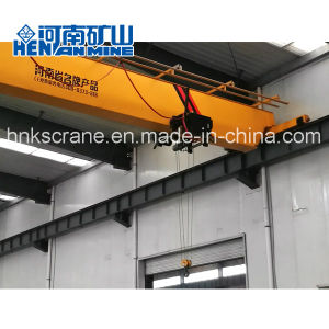 1t 2t 3t 5t 10t 15t 20t Electric Single Girder Hoist Overhead Crane pictures & photos