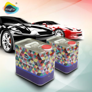 Solid Colors High Performance Automotive Paint with High-Performance Hardener pictures & photos