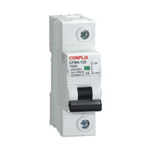 Cfm4-125 Mini Circuit Breaker Ce RoHS Semko MCB 10ka pictures & photos