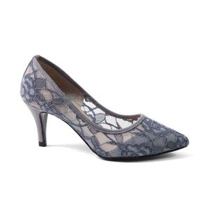 Fashion Lady Shoes with Middle Heel (TM-win2341)