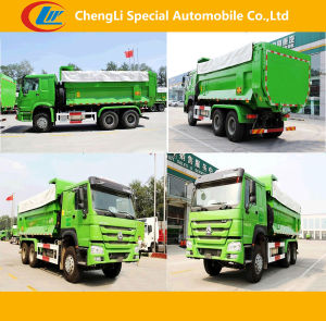 HOWO 6*4 Dump Truck, Tipper Truck, Heavy Load Truck pictures & photos