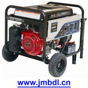 Premium Silent Gasoline Generator (BH8000FE) pictures & photos