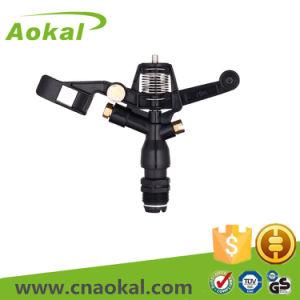 "Garden Tools Sprinkler Agricultural Irrigation Equipment 3/4"" Male Plastic Sprinkler pictures & photos"