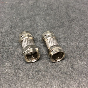 Coaxial RCA BNC F Male Female Rg RF F Connector pictures & photos