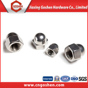 DIN1587 Hexagon Domed Cap Nut pictures & photos