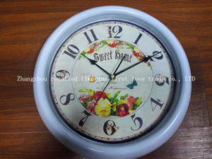 Rural Art 12 Inch Wall Wall Clock