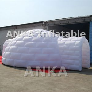 LED Lighting Concert Hall Inflatable Dome Tent pictures & photos