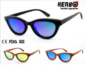 Hot Sale Fashion Unisex Wooden Sunglasses (Optical frame) CE. FDA. Kw015 pictures & photos