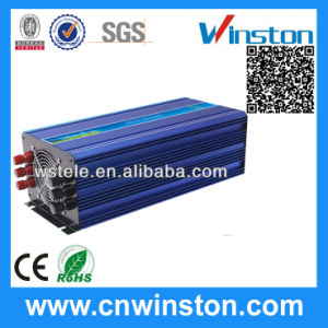 6000W off-Grid Solar System Pure Sine Wave Inverter Withce pictures & photos