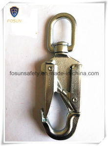 Industrial Swivel Eye Snap Hooks of Zinc Plating pictures & photos