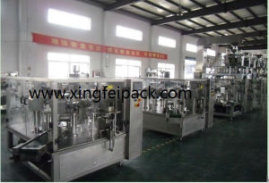 Bag Fill Seal Packing Machine pictures & photos