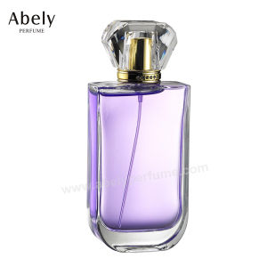 50ml ODM/OEM Butterfly Glass Bottle with Surlyn Cap and Sprayer pictures & photos